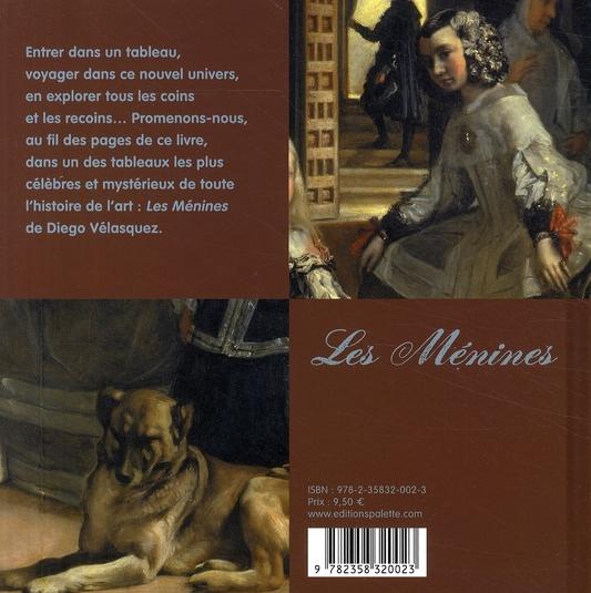Voyage dans un tableau de Vélasquez