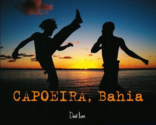 CAPOEIRA, BAHIA Braz-Eng