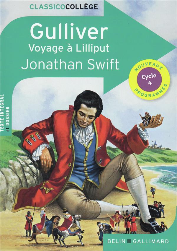 Gulliver, voyage à Lilliput