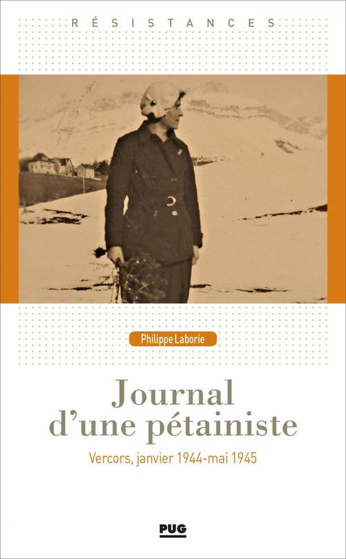 Vente E-Book :                                    Journal d'une pétainiste - Philippe Laborie