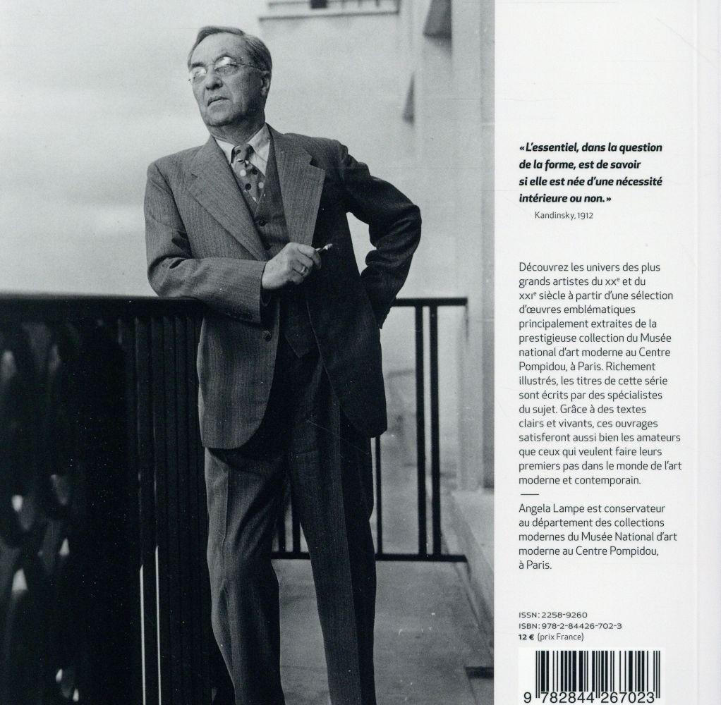 Kandinsky, collection monographies et mouvements