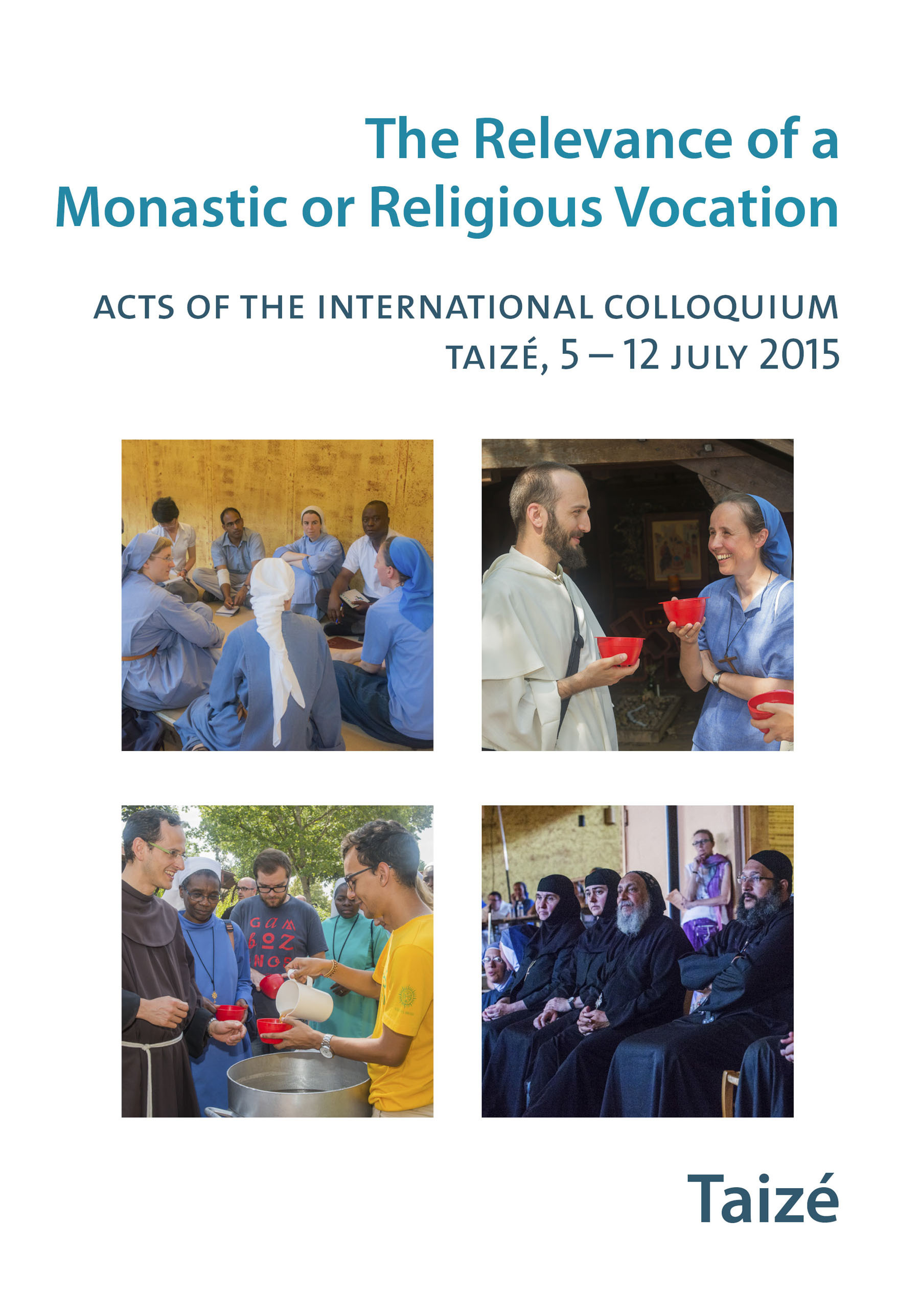 The Relevance of a Religious or Monastic Vocation