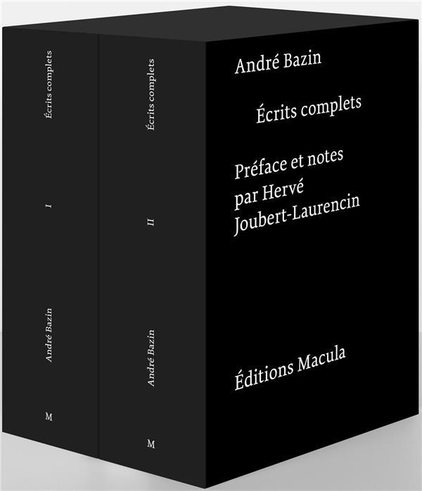 écrits complets en deux volumes