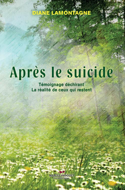 Après le suicide ; témoignage déchirant, la réalité de ceux qui restent