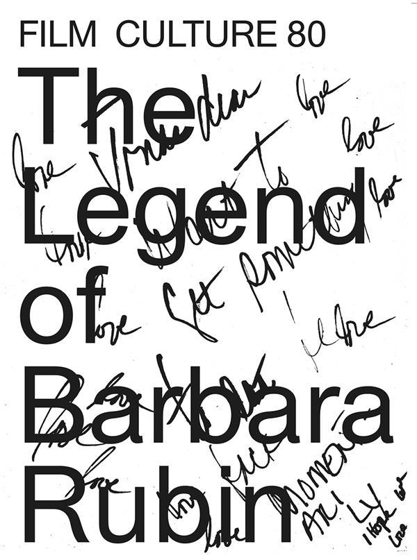 The legend of barbara rubin film culture 80