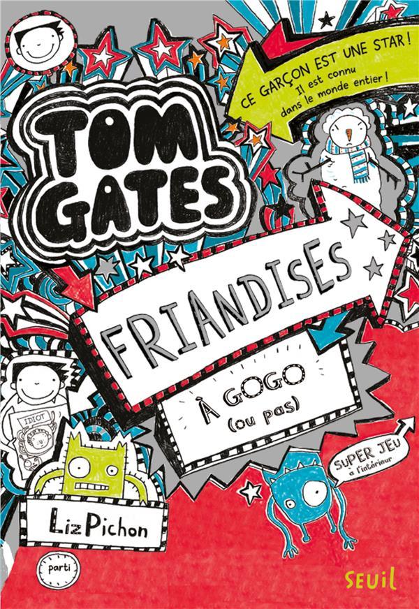 Tom Gates T.6 ; friandises à gogo (ou pas)