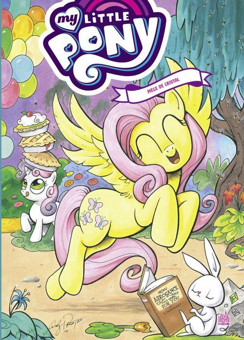 My Little Pony ; INTEGRALE VOL.5 ; piège de cristal