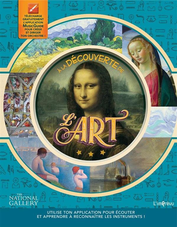 à la découverte de l'art