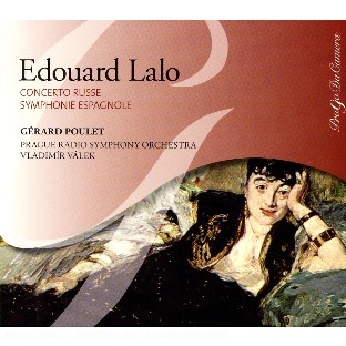 Concerto Russe op.29 - Symphonie Espagnole op.21