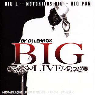mixtape big live by Dj Lennox