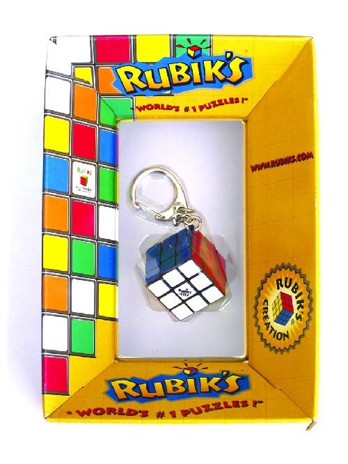 Porte-clefs Rubik's cube