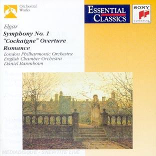 Symphony N 1;Cockaigne Overture;Romance