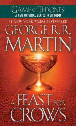 A feast for crows t.4 ; a song of ice and fire