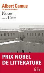 Vente Livre Numérique : Noces / L'Eté  - Albert Camus