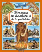 Vente Livre Numérique : L'imagerie des dinosaures et de la préhistoire  - Émilie Beaumont