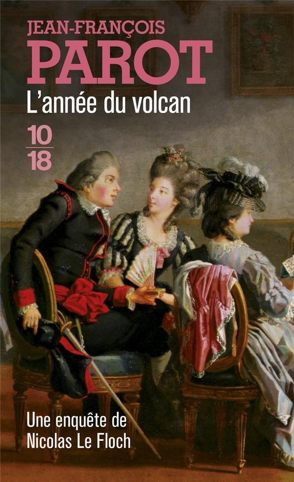 Les enquêtes de Nicolas Le Floch T.11 ; l'année du volcan