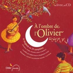 à l'ombre de l'olivier