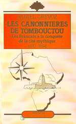 Vente Livre Numérique : Les canonnières de Tombouctou  - Grévoz Daniel