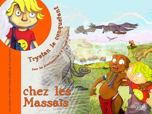Trystan le Conquérant  chez les Massais