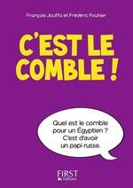 Vente EBooks : Petit livre de - C'est le comble !  - Frédéric Pouhier - Susie Jouffa - François Jouffa