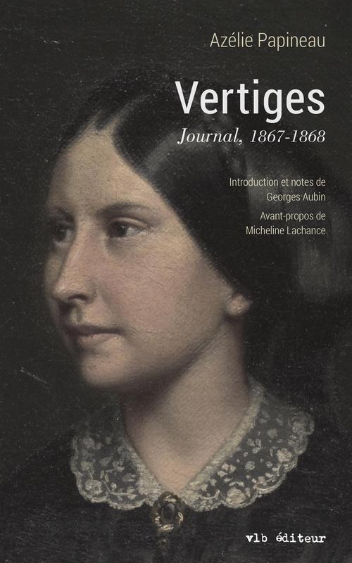 Vertiges. journal 1867-1868