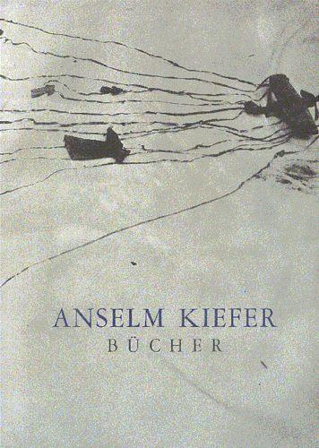 Anselm kiefer bucher /allemand