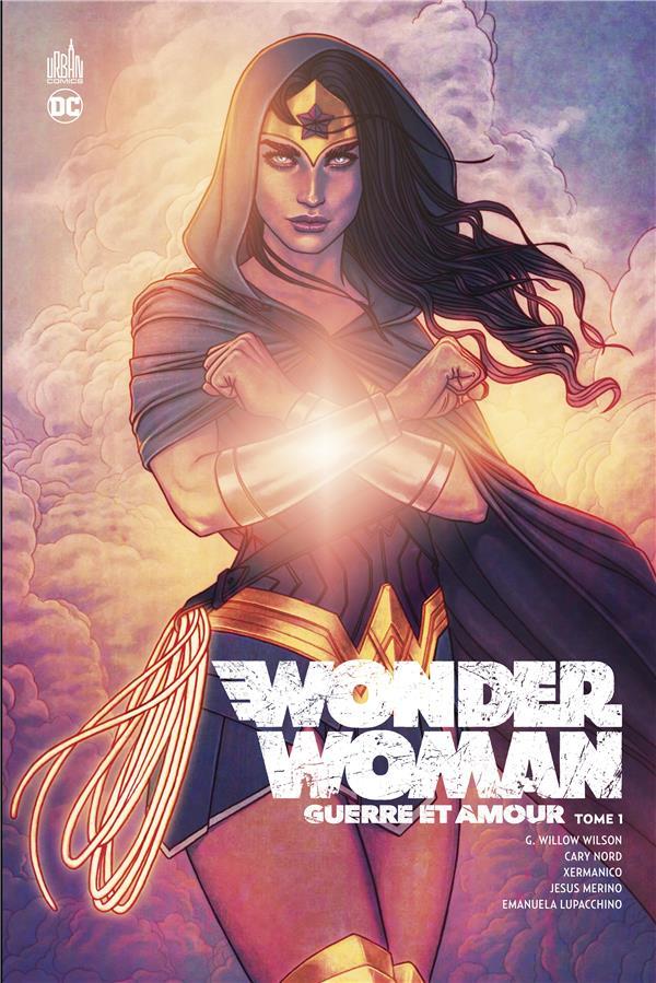 Wonder Woman - guerre et amour t.1