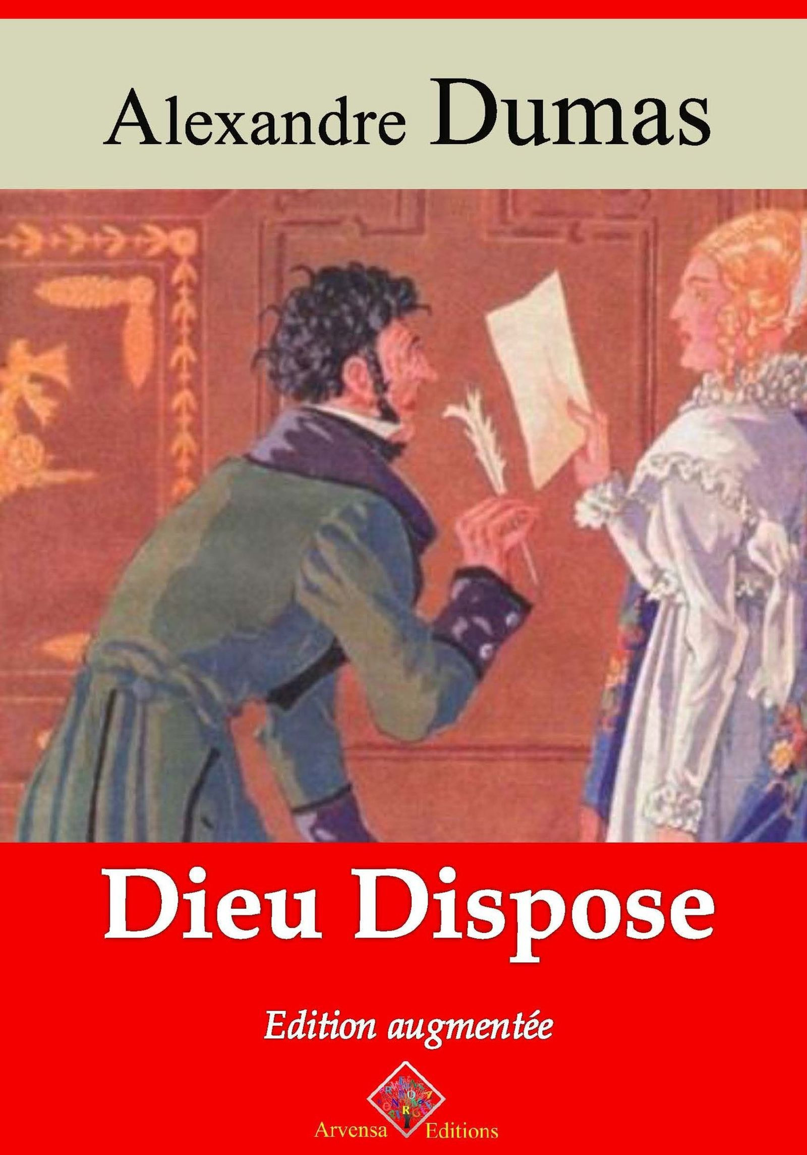 Vente EBooks : Dieu dispose - suivi d'annexes  - Alexandre Dumas 1802-1870