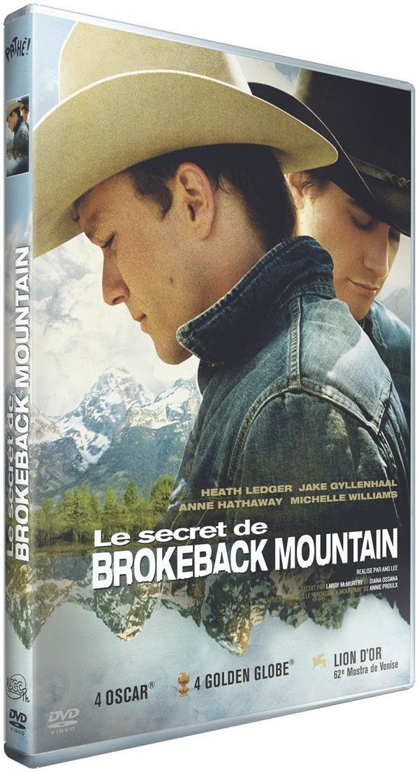 Le Secret de Brokeback Mountain
