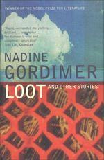 Vente Livre Numérique : Loot  - Nadine Gordimer