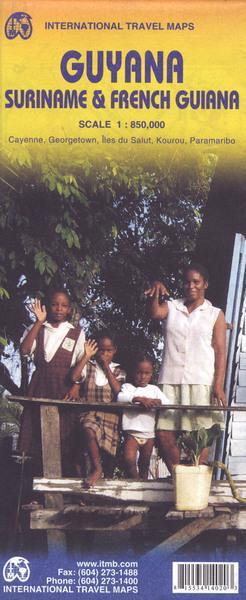 Guyana and the Guianas ; le Guyana et les Guyanes