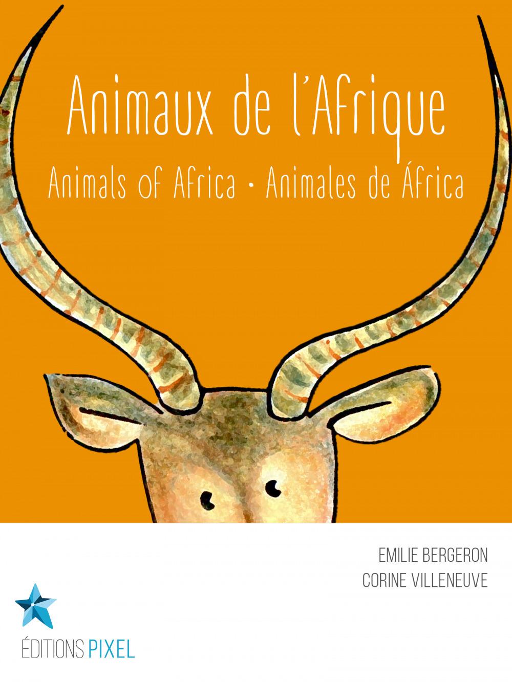 Animaux de l'Afrique