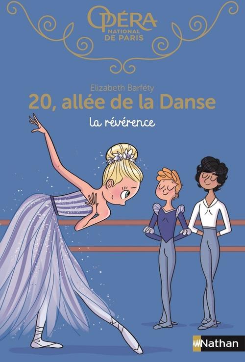 20 allée de la danse T.11 ; la révérence