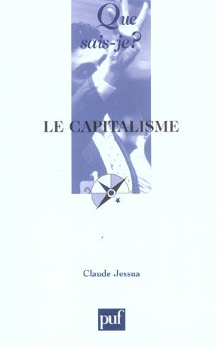 Capitalisme (2e ed) (le) (2e édition)