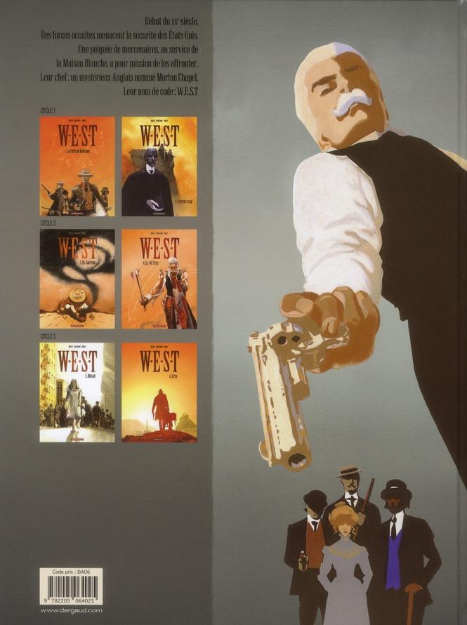 W.E.S.T t.6 ; Seth