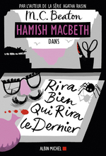 Vente Livre Numérique : Hamish Macbeth 7 - Rira bien qui rira le dernier  - M. C. Beaton