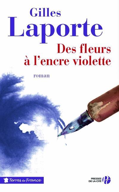 Des Fleurs A L'Encre Violette