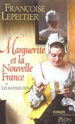 Couverture de Marguerite et la nouvelle france - vol01