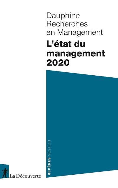 L-ETAT DU MANAGEMENT 2020