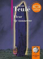 Vente AudioBook : Fleur de tonnerre  - Jean Teulé