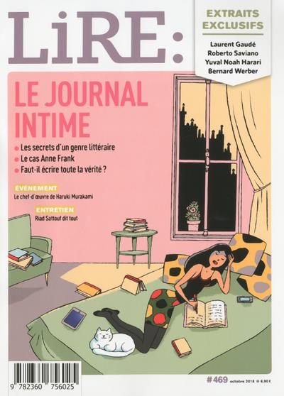 Lire n.469 ; le journal intime