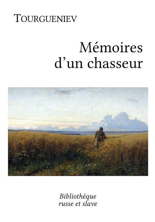 mémoires d'un chasseur