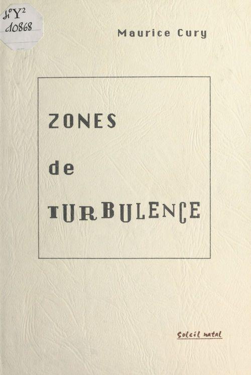 Zones de turbulence
