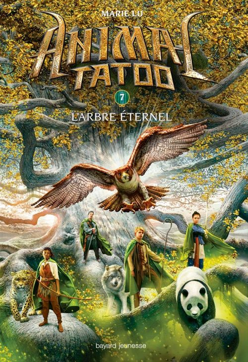 Animal Tatoo - saison 1 T.7 ; l'arbre éternel