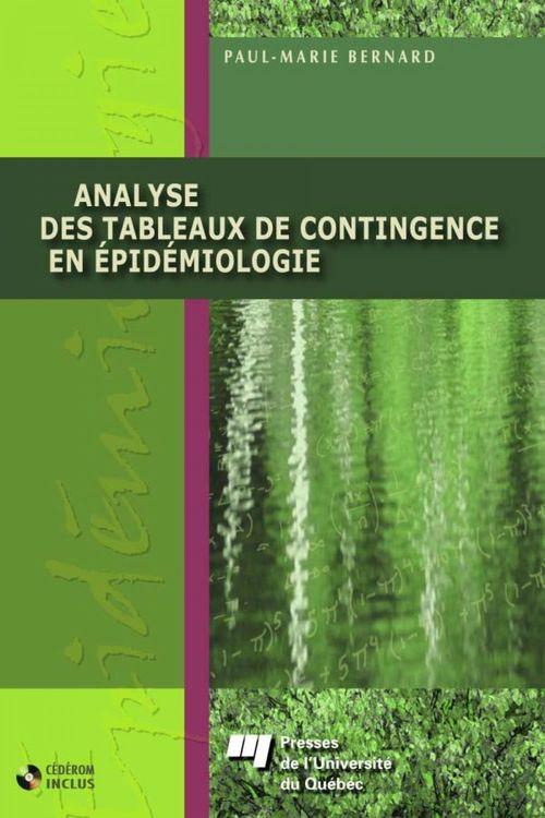 Analyse des tableaux de contingence en épidémiologie