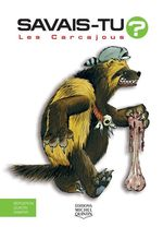 Vente Livre Numérique : SAVAIS-TU ? ; les carcajous  - Alain M. Bergeron - Sampar - Michel Quintin