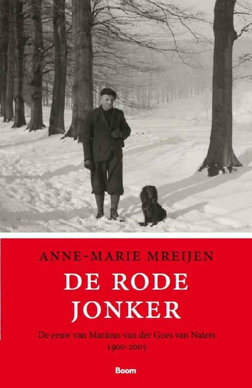 De rode jonker - Anne-Marie Mreijen - ebook
