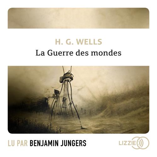 Vente AudioBook : La guerre des Mondes  - Herbert Georges WELLS