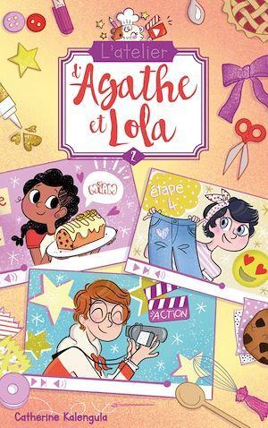 L'atelier d'Agathe et Lola T.2 ; tous pour Benji