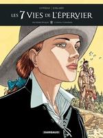 Vente Livre Numérique : Les 7 Vies de l'épervier - 2ème époque - Tome 2 - L'Oiseau-tonnerre  - Patrick Cothias